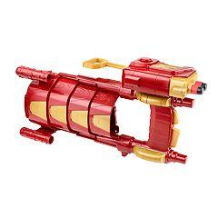 Marvel Iron Man Slide Blast Armor Figure