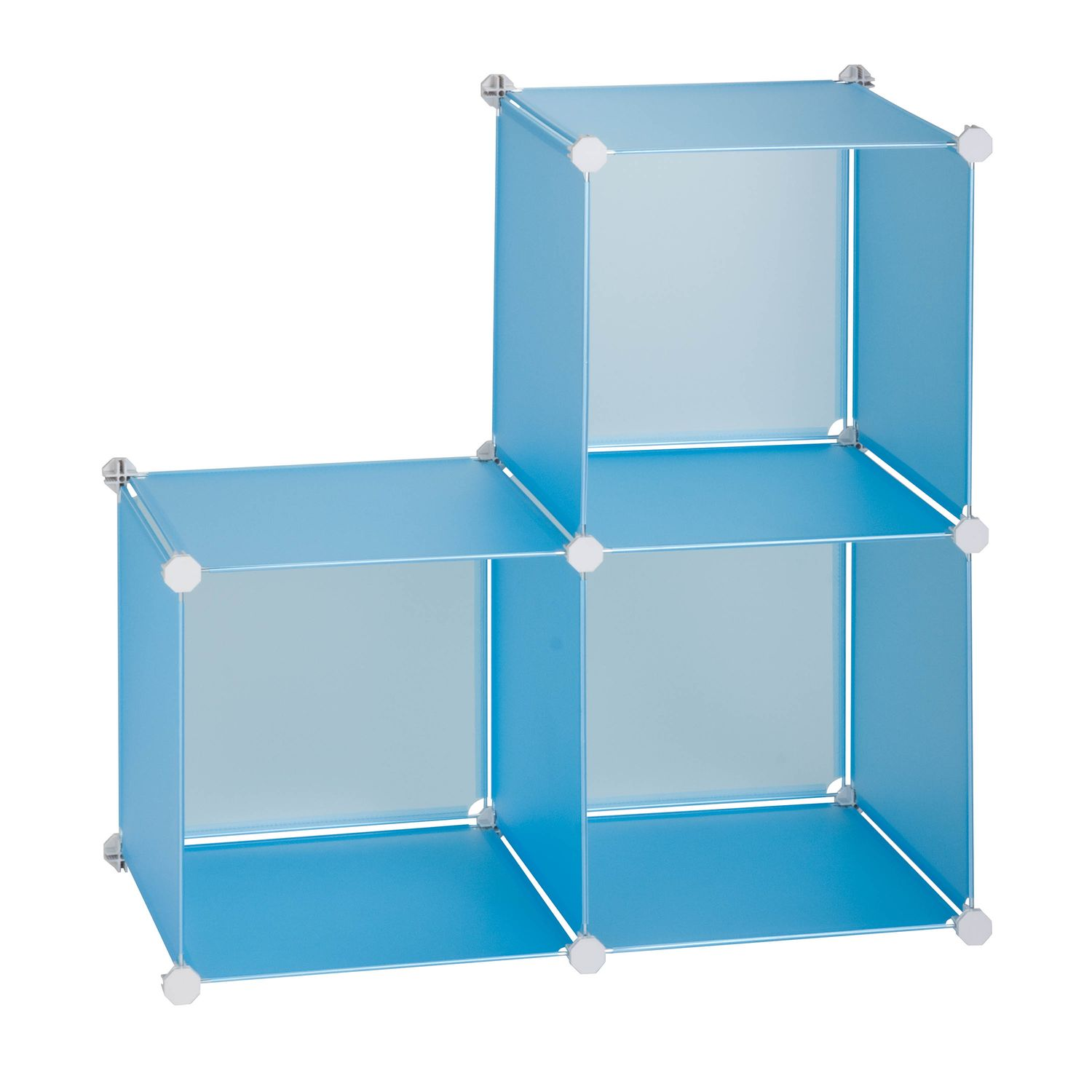Honey Can Do 14 Inch Storage Cube Rack
