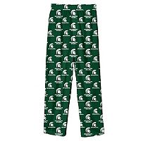 Boys 4-7 Michigan State Spartans Team Logo Lounge Pants