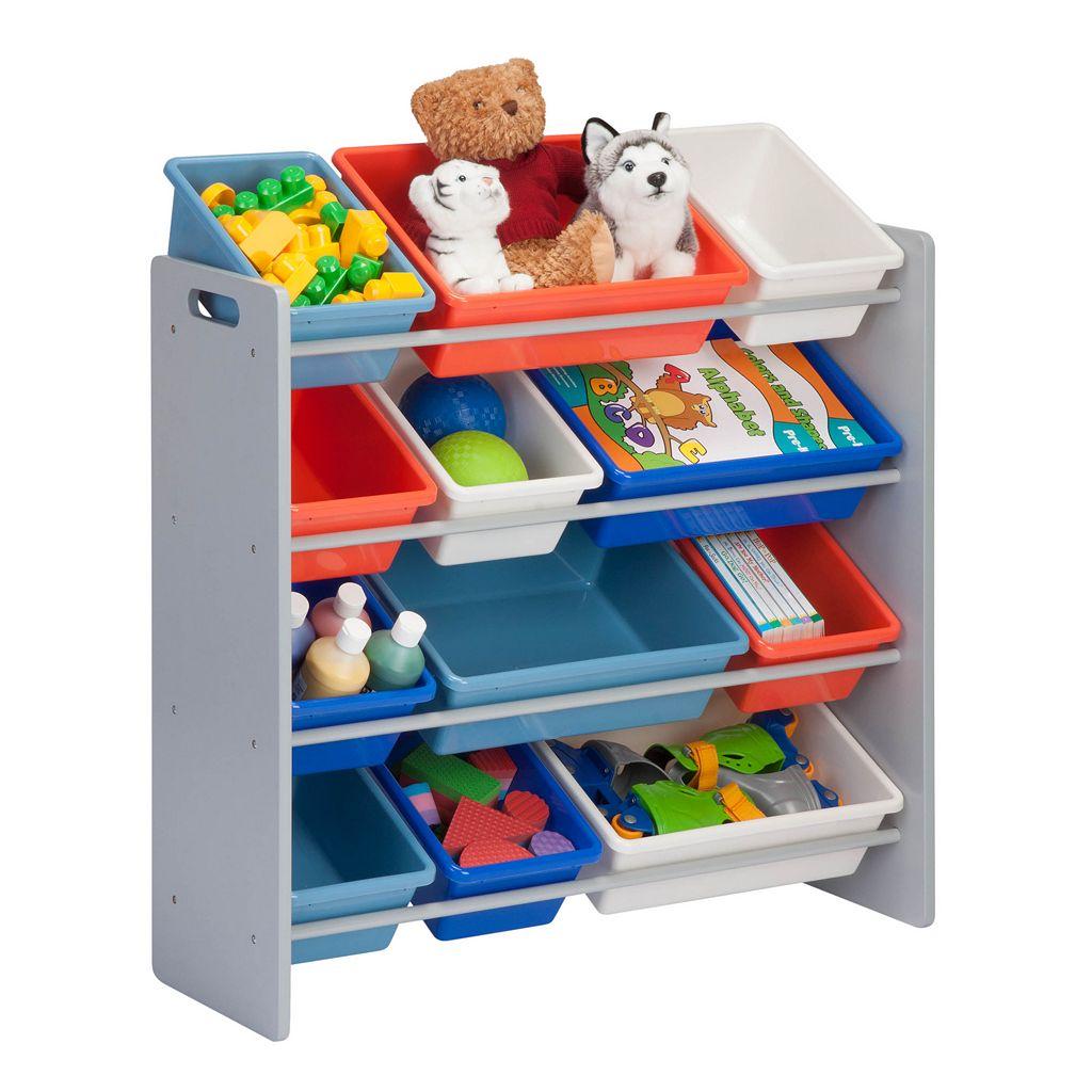 Kids Honey-Can-Do Toy Organizer
