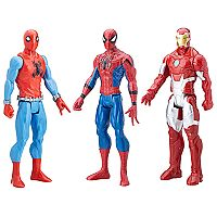 Spider-Man: Homecoming Titan Hero Series 3-Pack