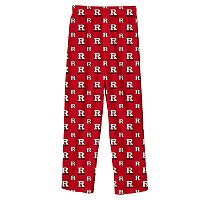Boys 4-7 Rutgers Scarlet Knights Team Logo Lounge Pants