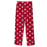 Boys 4-7 Nebraska Cornhuskers Team Logo Lounge Pants