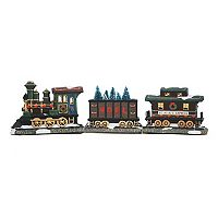 St. Nicholas Square® Village Set of 3 Train Set