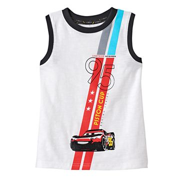 Disney / Pixar Cars 3 Toddler Boy