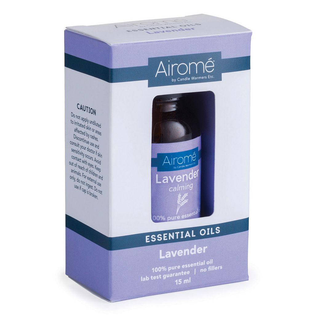 Airome by Candle Warmers Etc. Lavender Essential Oil