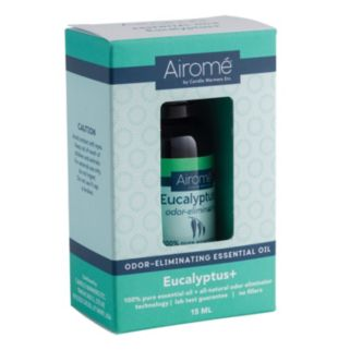 Airome by Candle Warmers Etc. Odor Eliminating Eucalyptus Essential Oil