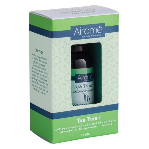 Airome by Candle Warmers Etc. Odor Eliminating Tea Tree Essential Oil