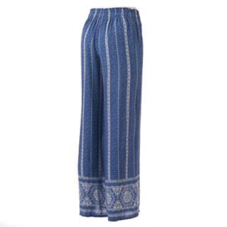 Women's Studio 253 Print Challis Soft Pants
