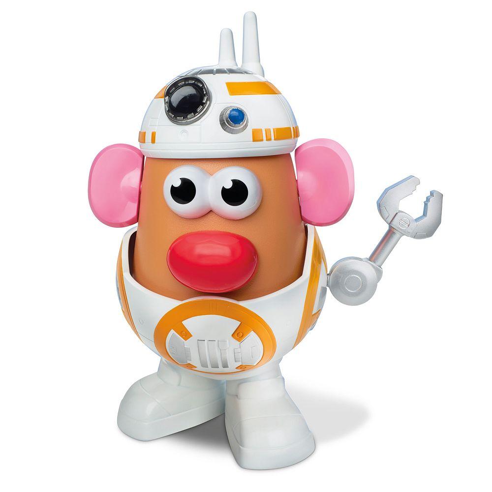 playskool friends mr potato head star wars bb 8