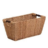 Honey-Can-Do Sea Grass Basket