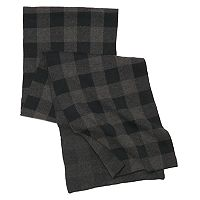 Men's Apt. 9® Buffalo Check Scarf