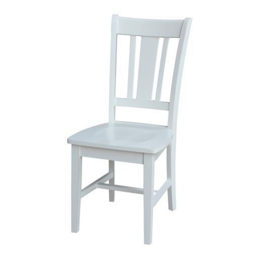 International Concepts San Remo Splat-Back Dining Chair