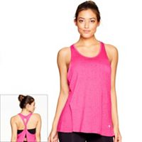 Women's Colosseum Zeal Twist Back Tank