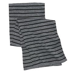 Men's Apt. 9® Striped Marled Scarf