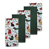 The Big One® Dogs Kitchen Towel 5-pk.