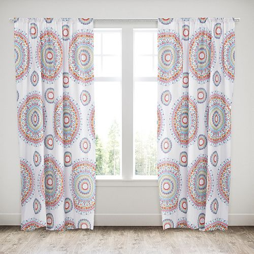 Margo 1-Panel Window Curtain