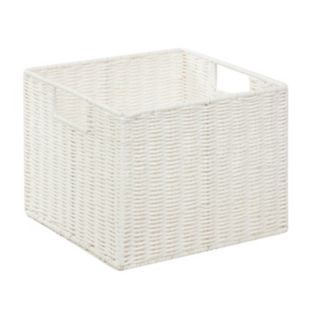 Honey-Can-Do Parchment Cord Storage Crate