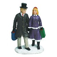 St. Nicholas Square® Village Double Figurines Shoppers