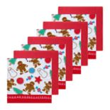 The Big One® Gingerbread Dishcloth 8-pk.