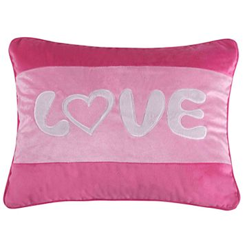 Marley Love Throw Pillow