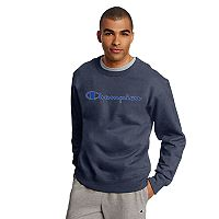 Men's Champion Logo Crew Fleece