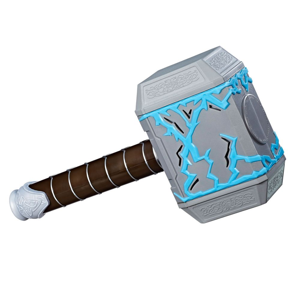 thor ragnarok thor rumble strike hammer by hasbro