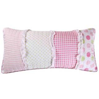 Marley Ruffled Throw Pillow