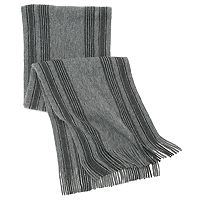Men's Apt. 9® Moto Striped Raschel Scarf