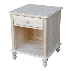 International Concepts Cottage End Table