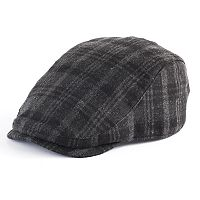 Men's Urban Pipeline® Plaid Ivy Cap