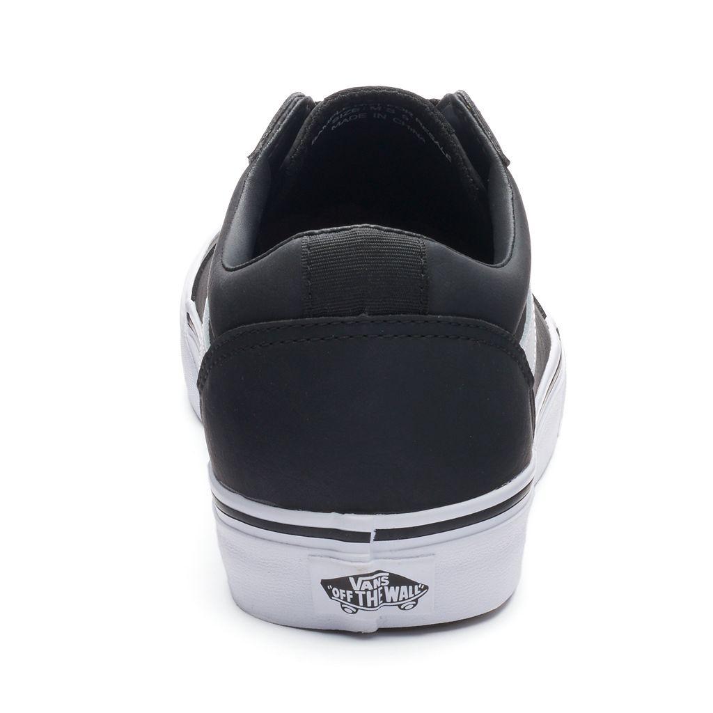 Vans Ward Men's Leather Skate Shoes