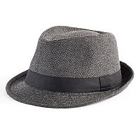 Men's Urban Pipeline® Herringbone Fedora