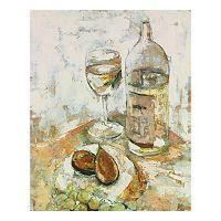 Wine Tasting Canvas Wall Art
