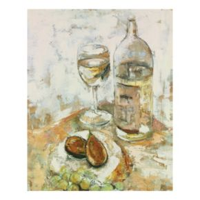 Wine Tasting Canvas Wall Art