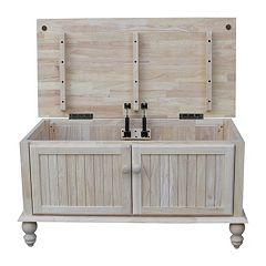 International Concepts Cottage Storage Chest