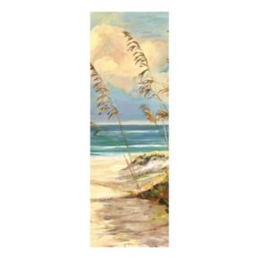 Beach Dunes I Canvas Wall Art