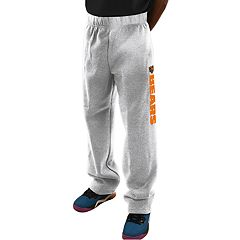 Big & Tall Majestic Chicago Bears Critical Victory Fleece Sweatpants