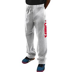 Big & Tall Majestic Kansas City Chiefs Critical Victory Fleece Sweatpants