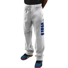 Big & Tall Majestic Indianapolis Colts Critical Victory Fleece Sweatpants