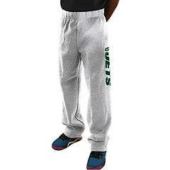 Big & Tall Majestic New York Jets Critical Victory Fleece Sweatpants