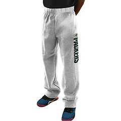 Big & Tall Majestic Green Bay Packers Critical Victory Fleece Sweatpants