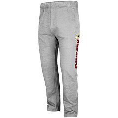 Big & Tall Majestic Washington Redskins Critical Victory Fleece Sweatpants