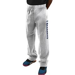 Big & Tall Majestic Seattle Seahawks Critical Victory Fleece Sweatpants
