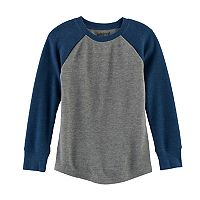 Boys 4-10 Jumping Beans® Raglan Thermal Tee