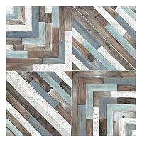 Gallery Barnwood III Canvas Wall Art