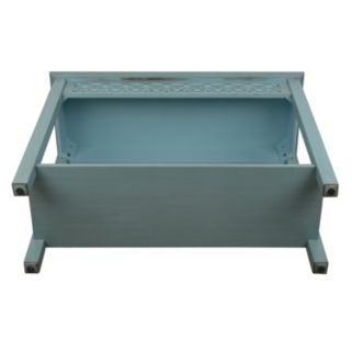 Decor Therapy Mirrored Console Table