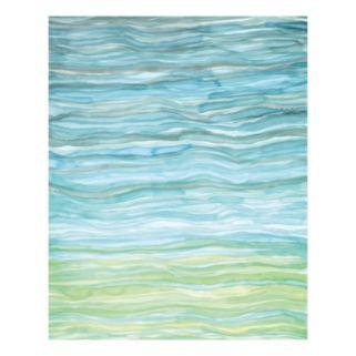 Oceanic A Canvas Wall Art