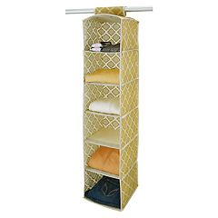 Macbeth ClosetCandie 6-Shelf Closet Organizer