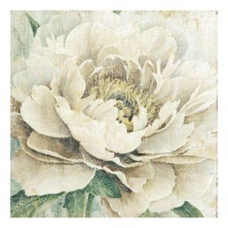 Quiet Petals I Canvas Wall Art